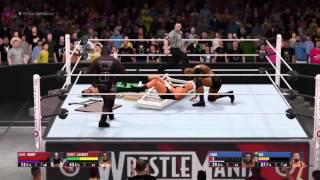 getlinkyoutube.com-WWE 2K16 Extreme Moments and Bumps 2