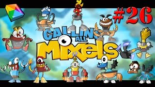 Calling All Mixels - All Mixes Gameplay Walkthrough #26