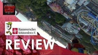 getlinkyoutube.com-Review MEGA kermis Schützenfest Hannover Germany [DUTCH VERSION] Mini Special: Rocket Goetzke