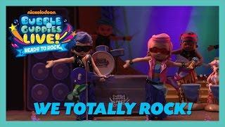 getlinkyoutube.com-We Totally Rock! | Bubble Guppies Live (2015)