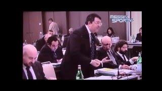 Il sostituto procuratore Lorenzo Giua chiede la conferma della condanna di Arturo Di Napoli
