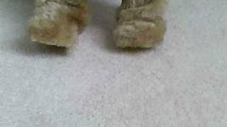 getlinkyoutube.com-How to Make Furry Ugg Boots for American Girl Dolls