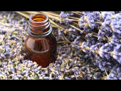 Vanilla and Lavender Salt Scrub Recipe