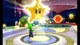 getlinkyoutube.com-Super Mario Galaxy - 61-Star run as Luigi in 2:25:23 (SDA timing) - Segment 3 of 16, Part 2