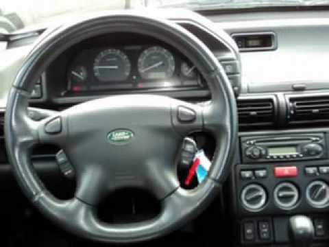2003 Land Rover Freelander Steve Castrucci Suzuki