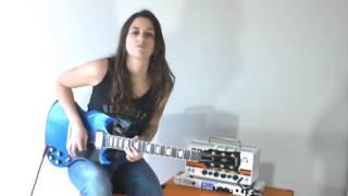 getlinkyoutube.com-Laura Cox - Back in Black  - AC/DC cover