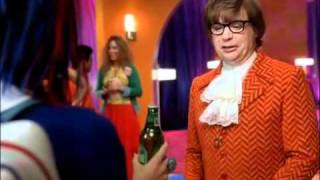 Austin Powers - fook me and fook yu