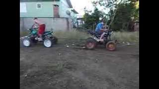 getlinkyoutube.com-duelo cbx200 vs ybr125