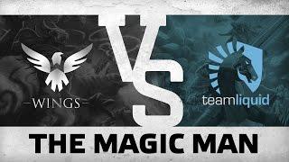 getlinkyoutube.com-THE MAGIC MAN - WINGS vs Liquid @ SL I-League StarSeries S3
