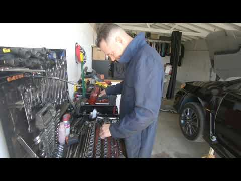 Subaru WRX Cobb Flex Fuel Install *E85* Poor man's race fuel - BIG HP GAINS!