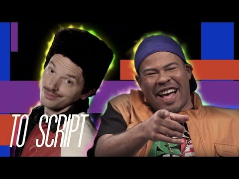 The ArScheerio Paul Show: Episode 2 -- Paul Scheer and Jordan Peele -- YouTube Comedy Week