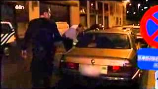 getlinkyoutube.com-Zatlap beledigt politie, echt lachen!