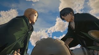 getlinkyoutube.com-UNA MUERTE MUY DOLOROSA | ATTACK ON TITAN 3 #CHAPTER 2 ( SHINGEKI NO KYOJIN GAMEPLAY )