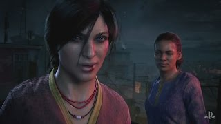 getlinkyoutube.com-Uncharted The Lost Legacy Trailer Playstation Experience 2016