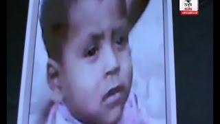 रुड़की : दूध पीते बच्चे को माँ से  छीन ले गए मानव तस्कर
