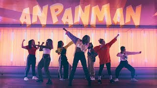 BTS (방탄소년단)   ANPANMAN Dance Cover [Girls Ver.] By RISIN' CREW From France