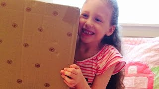 """getlinkyoutube.com-Unboxing Ashton-Drake Anatomically Correct Baby Boy """"Charlie"""" Doll! by New Toy Collector Family"""