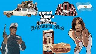 getlinkyoutube.com-Eh Sejota! - GTA SA Argentina Mod! - Netbook del gobierno!