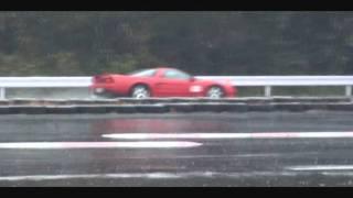 getlinkyoutube.com-F1サウンド NSX 最高 アメリカ製エキマニ装着