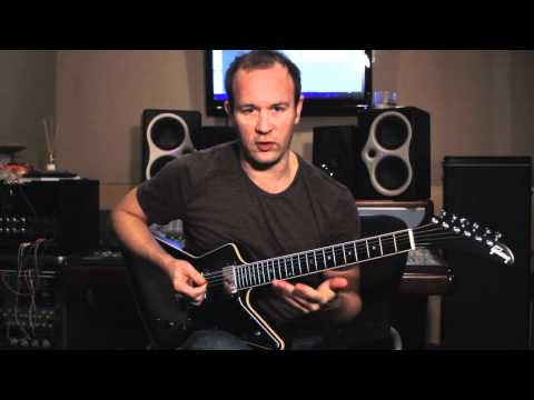 Weekly Shred-ucation with Brendon Small: Lesson Two: Metal Fluttering