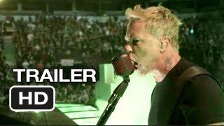 Metallica Through The Never 3D Official Trailer #1 (2013) - Metallica Movie HD