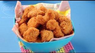 ناجتس الدجاج ببقسماط البانكو - الطباخ الصغير - فتافيت