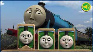 getlinkyoutube.com-Thomas and Friends English Game Episodes - Thomas the Train Many Moods
