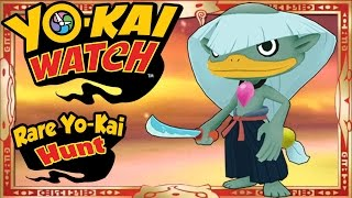 getlinkyoutube.com-Yo-Kai Watch - RARE Yo-Kai Hunt 7 | Supyo! Giveaway At Every 1000 LIKES!