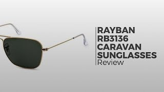 Ray-Ban RB3136 Caravan Sunglasses | Flash Preview width=