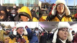 getlinkyoutube.com-망치부인 국회 방송 3부(2016. 12. 09) 박근혜 탄핵 가결! 대한민국 국민의 승리다! 진짜 싸움은 이제부터다!