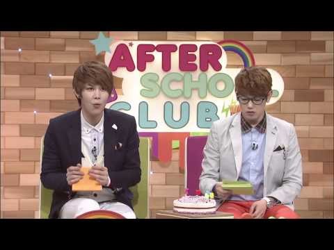 After School Club #1  Guest: ZE:A Five