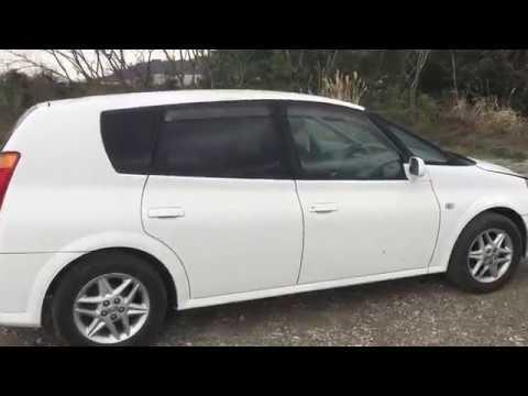Видео-тест автомобиля Toyota Opa (ZCT10-005094, 1ZZ-FE, 2000г)
