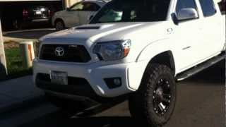 "getlinkyoutube.com-2012 Toyota Tacoma with ICON STAGE II 3"" Lifted"