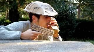getlinkyoutube.com-Cardboard Gun!