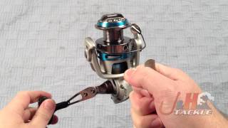 Quantum Cabo PT 40//50 and 60 heavy duty spinning//boat fishing reels