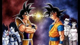 getlinkyoutube.com-DBZUT: GOKU vs KAKAROT? DB Multiverse duel