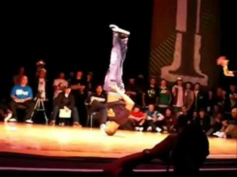 bboy Kmel (Boogie Brats)