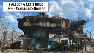 getlinkyoutube.com-Fallout 4 Let's Build #4 - Sanctuary Houses