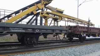 getlinkyoutube.com-Swietelsky na remontu pruge Botovo-Koprivnica [1/2] - Kleineisensammler