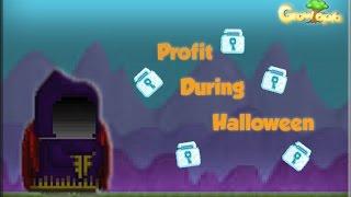 getlinkyoutube.com-Growtopia   How to prepare for Halloween