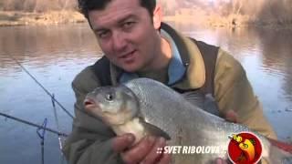 getlinkyoutube.com-Svet Ribolova - Mramor, deverika na feeder