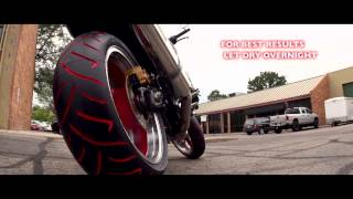 Tire Penz for Motorcycles