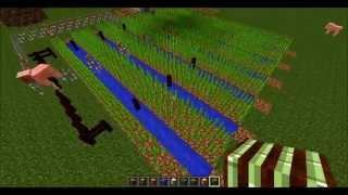 getlinkyoutube.com-【Minecraft実況】建物を一瞬で建てれちゃうMOD【インスタントMOD】