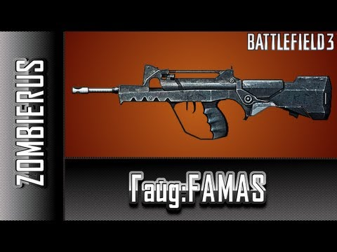 Battlefield 3 : FAMAS