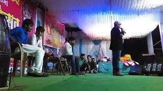 Murari ki masti mandava me. Live from mandava. Comedy with murari || comedy Tv||