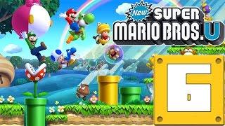 getlinkyoutube.com-New Super Mario Bros Wii U! Capitulo 6!