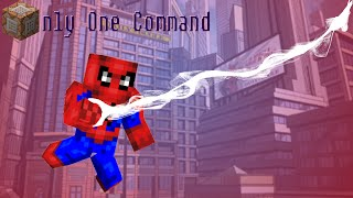 getlinkyoutube.com-ONLY 1 COMMAND: The Amazing Spider-Man!
