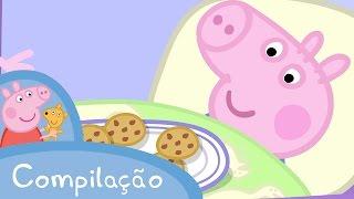 getlinkyoutube.com-Peppa Pig - Compilação 2 (45 minutos)