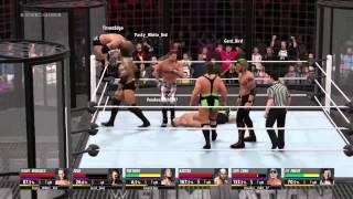 getlinkyoutube.com-WWE 2K16 Online Gameplay