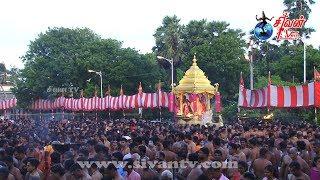 நல்லூர் ஸ்ரீ கந்தசுவாமி கோவில் 21ம் திருவிழா மாலை வேல்விமானம் 26.08.2019